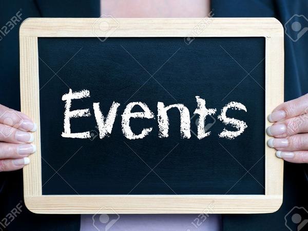 Eventi organizzati